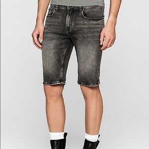Men's Calvin Klein jeans slim fit jeans black w30